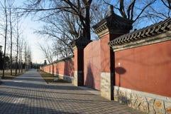 Улицы Пекина Стоковое фото RF