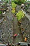Улицы древнего города стоковые фото