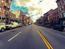 Улицы ферзей Стоковые Изображения RF