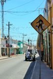 улицы Стоковая Фотография