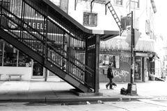 Улицы Bk Стоковое Фото