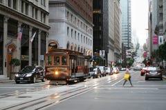 улицы francisco san Стоковые Изображения RF