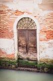 улицы venice Италии Стоковая Фотография