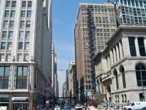 улицы york города новые Стоковая Фотография