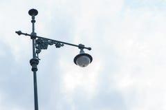 Уличные светы год сбора винограда Стоковые Изображения RF