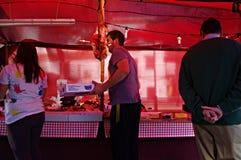 Уличный рынок в Carmona 24 Стоковая Фотография