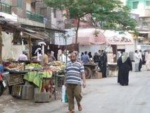 Уличный рынок стоковые изображения