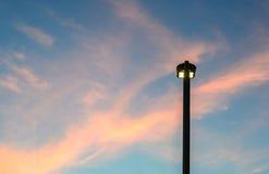 Уличный свет Стоковые Изображения RF