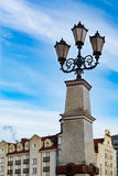Уличный свет Стоковое фото RF