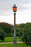 Уличный фонарь. Стоковое Изображение RF