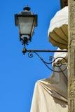 Уличный фонарь Fiesole Стоковые Изображения RF