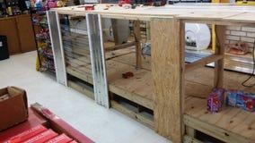 Удобные шаги конструкции встречной верхней части Стоковые Изображения RF