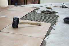 Улучшение дома, реновация Стоковые Фото