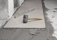 Улучшение дома, реновация Стоковые Изображения RF