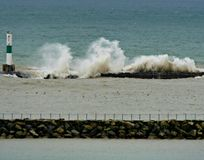 Улучшите волны Стоковые Изображения