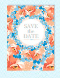 Улучшите для wedding приглашений и дизайнов дня рождения Стоковое фото RF