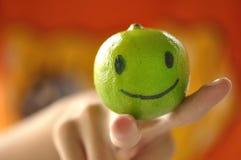 Улыбка лимона для вас Стоковые Фото