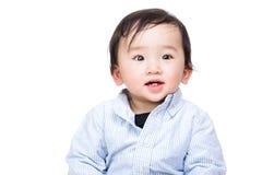 Улыбка ребёнка Азии Стоковая Фотография RF