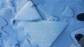 Улыбка треугольника Стоковые Фотографии RF