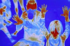 ультракрасная камера Стоковые Фото