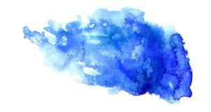 Ультрамариновое пятно Стоковые Фотографии RF
