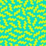 Ультрамодная картина Мемфиса ретро тип Стоковые Изображения RF
