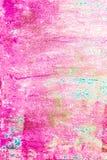 Ультрамодная предпосылка искусства лета Grunge красочное текстурированное Backdro Стоковые Фотографии RF