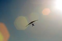 Ультра самолет Lite Стоковые Фото