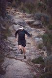 Ультра человек марафона Стоковое Изображение RF