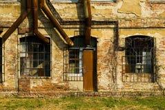 фабрика здания 0ld Стоковая Фотография RF