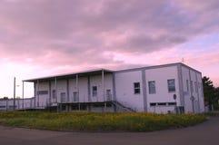 фабрика здания стоковые изображения rf
