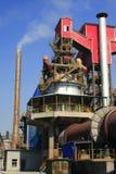 фабрика оборудования печных труб Стоковое Фото