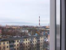 1 фабрика печных труб Стоковое Фото