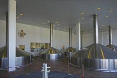фабрика пива Стоковые Фотографии RF