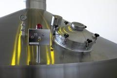 фабрика пива Стоковая Фотография RF