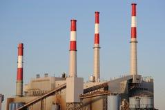 фабрика промышленная Стоковая Фотография
