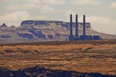 фабрика пустыни Стоковое Изображение