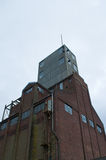 фабрика старая Стоковое Изображение