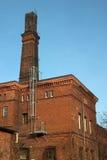 фабрика старая Стоковая Фотография