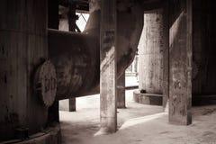 фабрика старая Стоковая Фотография RF