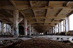 фабрика старая стоковое изображение rf
