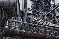 фабрика старая Стоковые Изображения RF