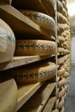 Фабрика сыра Стоковое Изображение RF