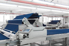 Фабрика ткани и одежды Стоковое Изображение RF