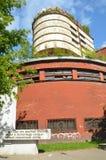 Фабрика ткани Красного знамени Стоковое Изображение