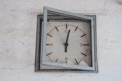 фабрика часов старая Стоковые Фото