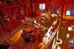 фабрика электричества стоковое изображение rf