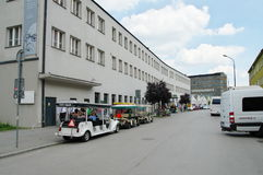 Фабрика эмали Oskar Schindler стоковое изображение rf