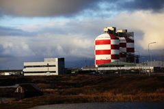 фабрика Стоковые Фотографии RF