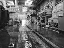 фабрика стоковое изображение rf